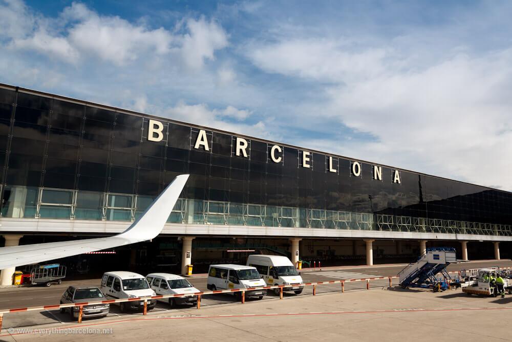 BCN El Prat airport