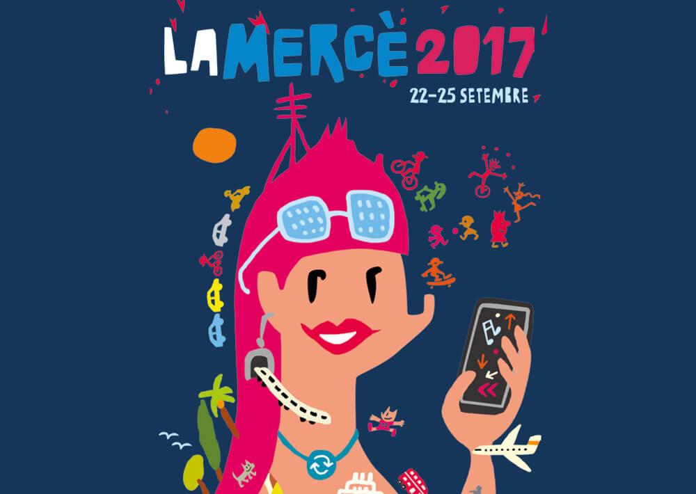 Fiestas merce 2017