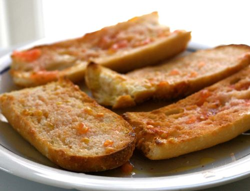 """Eat Like A Local: """"El Pa Amb Tomàquet """""""
