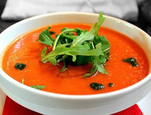 "Eat Like A Local: ""Gazpacho recipe """