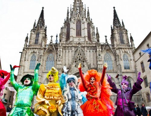 Carnival in Barcelona: tradition and lots of fun