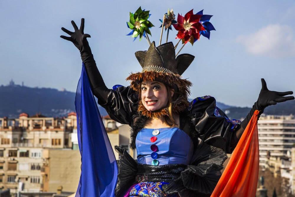 Carnival-in-Barcelona-queen