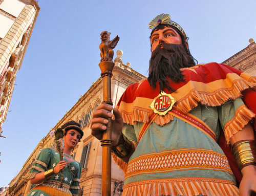 The most famous and fun festivity of Barcelona: Santa Eulalia
