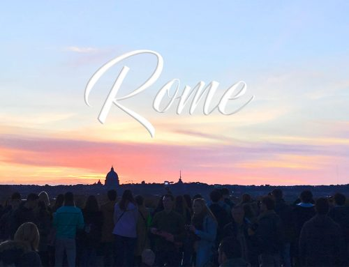 My weekend trip to Rome