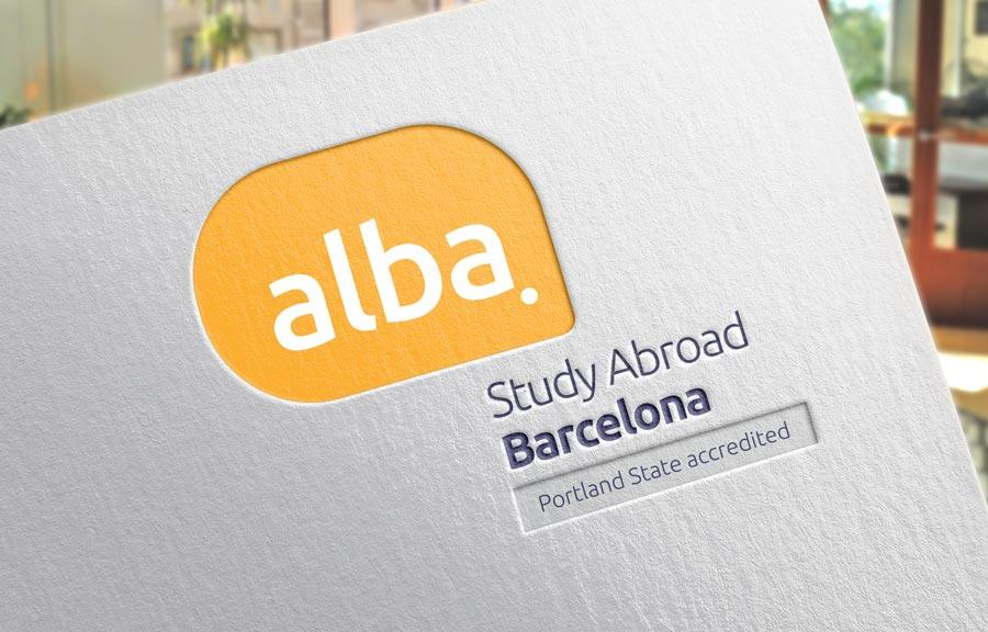 ALBA new logo 2019