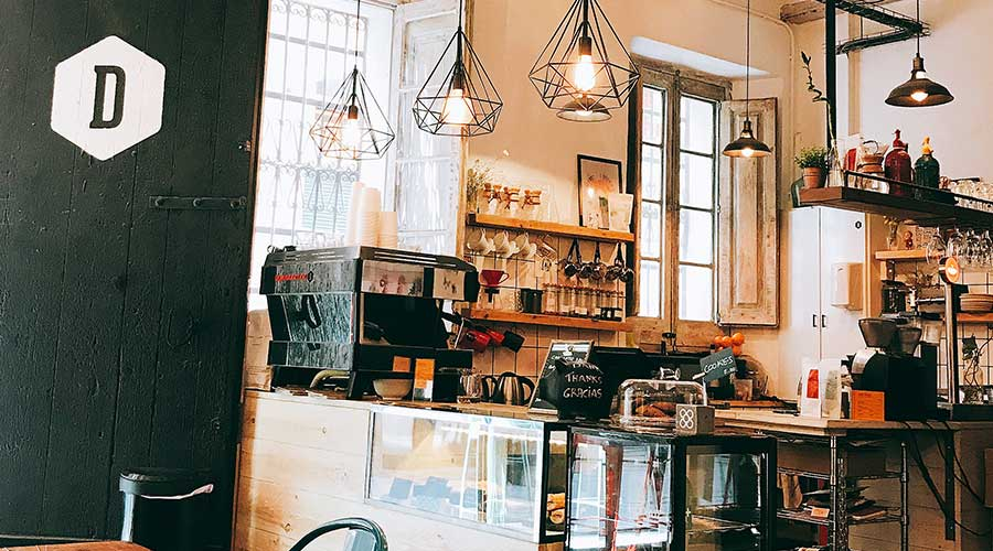 Departure Cafe Sant Antoni Barcelona