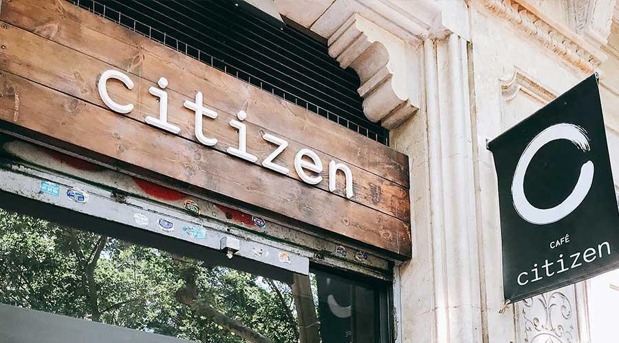 Citizen Cafe Barcelona