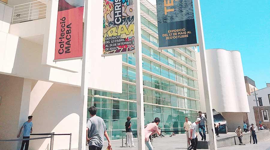 Contemporary Art Museum of Barcelona