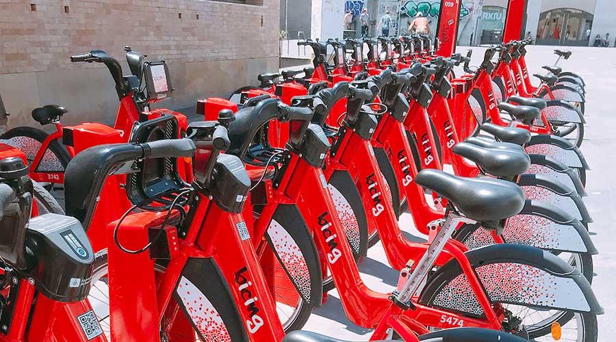 Bicing Bikes Transportation