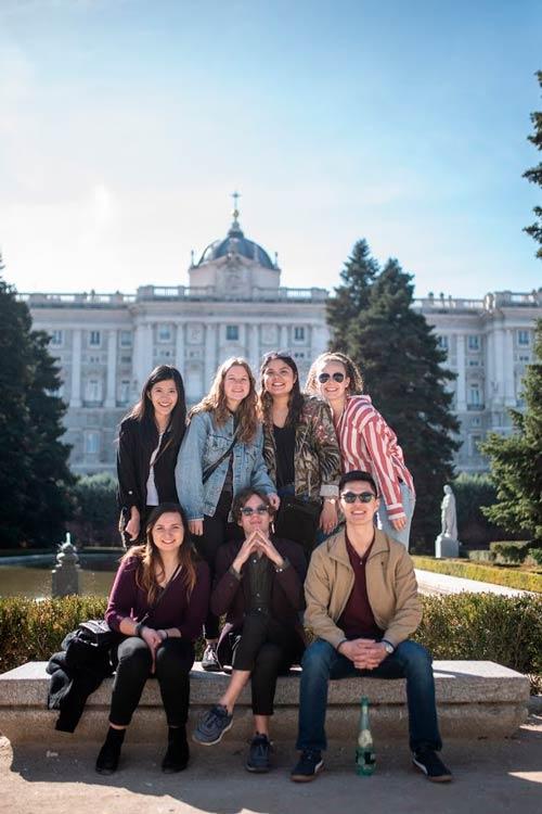 Barcelona Winter Squad